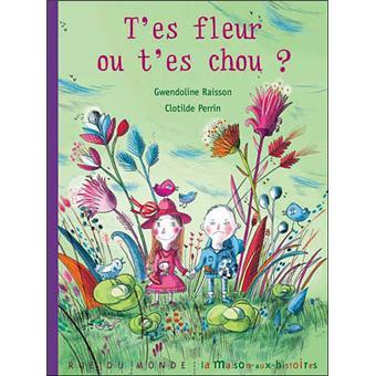 T Es Fleur Ou T Es Chou Broche Gwendoline Raisson Clotilde