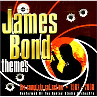 James Bond themes the complete collection 1962 - 2008