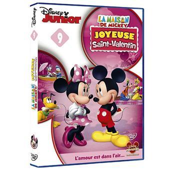La Maison de MickeyMAISON DE MICKEY VOL9-FR