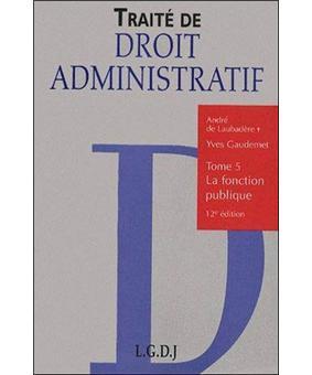 La fonction publique - 12ème édition