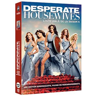Desperate housewivesDesperate housewives - Coffret intégral de la Saison 6
