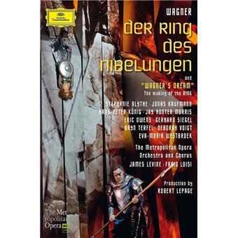 RING DES NIBELUNGEN/BLURAY