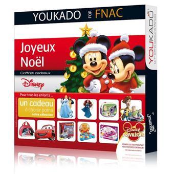 Youkado coffret joyeux noel disney one autre jeu cr atif - Joyeux noel disney ...
