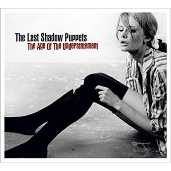 cd the last shadow puppets