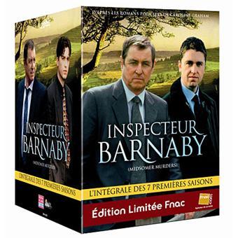 Inspecteur BarnabyInspecteur Barnaby - Coffret intégral des Saisons 1 à 7 - Edition Limitée Fnac