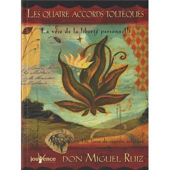 Les quatre accords toltèques Edition Limitée - relié - Miguel Ruiz - Achat Livre | fnac