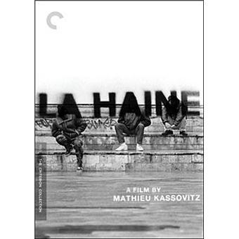 La Haine - Edition Criterion - DVD Zone 1