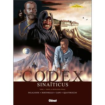 Codex SinaiticusCodex Sinaïticus