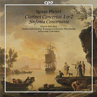 Concerto Clarinette 1 et 2
