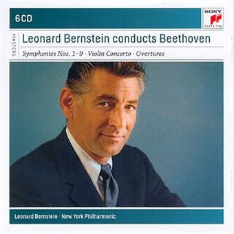 Conducts Beethoven - 9 symphonies - Violin concerto - Overtures