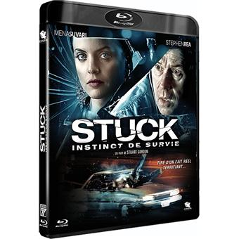 Stuck : Instinct de survie - Blu-Ray