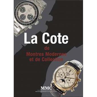 La cote des montres modernes et de collection