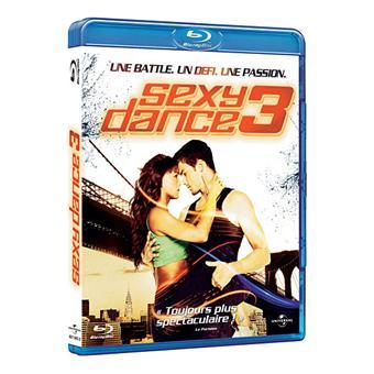 Sexy danceSexy Dance 3 - Blu-Ray