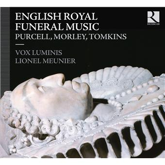 English Royal Funeral Music - Königliche Begräbnismusiken aus England
