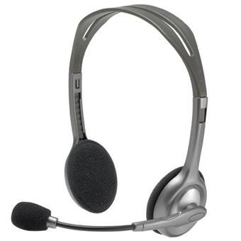 LOGITECH STEREO HEADSET H110 -