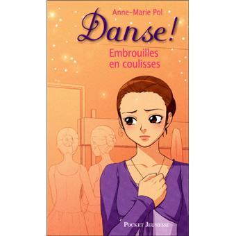 Danse !Danse ! - numéro 3 Embrouilles en coulisses