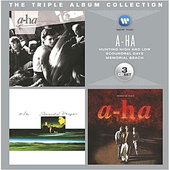 Triple album collection