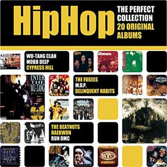 Beliebt La discothèque idéale en 20 albums originaux - Hip hop - Rap - CD  NB09
