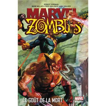 Marvel zombiesMarvel zombie deluxe