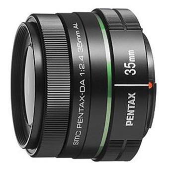 Pentax DA 35mm f/2.4 AL Reflex Lens