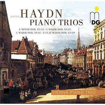 Piano Trios Hobdv12,25,27