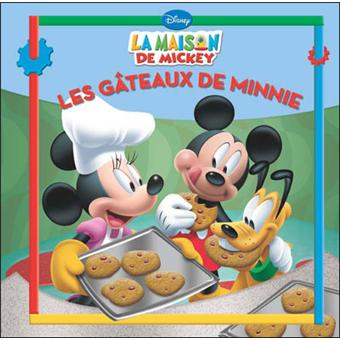 Les Gateaux De Minnie Album La Maison De Mickey