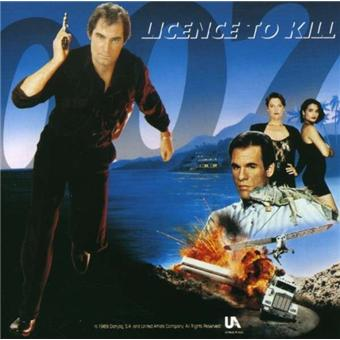 James Bond-Permis de tuer