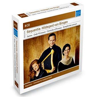 Sequentia - Hildegard Von Bingen - Coffret 8 CD