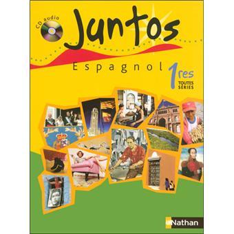 Juntos 1e ttes series+cd audio