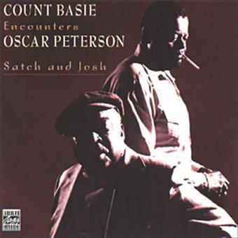 satch and josh count basie oscar peterson cd album achat prix fnac. Black Bedroom Furniture Sets. Home Design Ideas