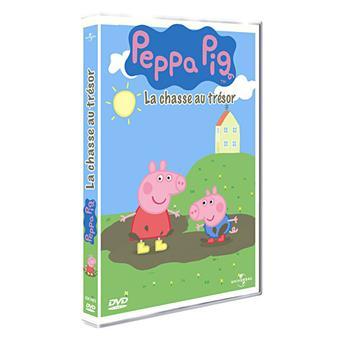 Peppa Pig La Chasse Aux Trésor Dvd
