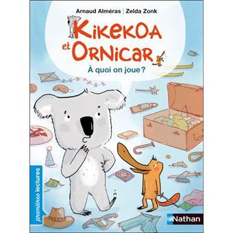 Kikékoa et OrnicarKikekoa et ornicar a quoi on