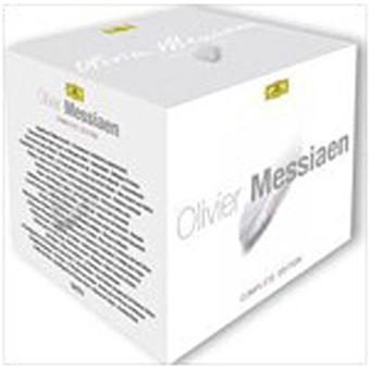 Olivier Messiaen-Complete Edition (Ltd.Edition)