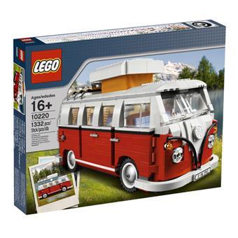 LEGO® Creator 10220 Le campingcar Volkswagen T1