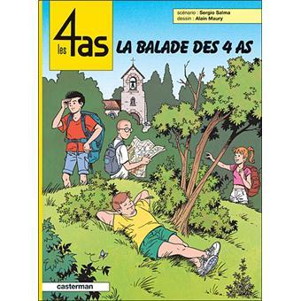 Les 4 asLa balade des 4 as