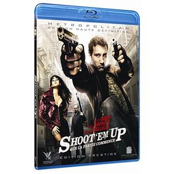 Shoot 'Em Up - Edition blu-Ray
