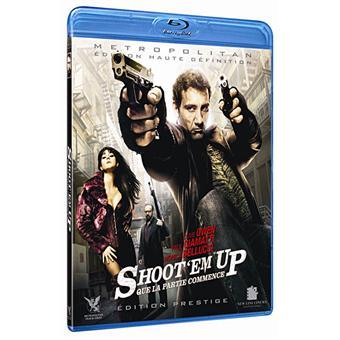 Shoot 'Em Up Edition Prestige Blu-ray