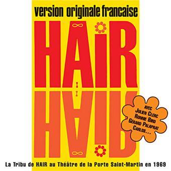 Hair - Version originale française
