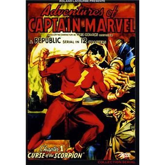 captain marvel english