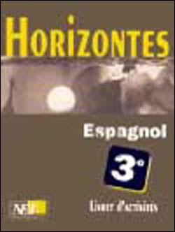 Horizontes Espagnol 3e Livret D Activites
