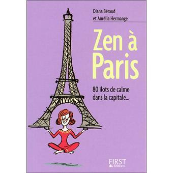 Petit Livre De Zen A Paris