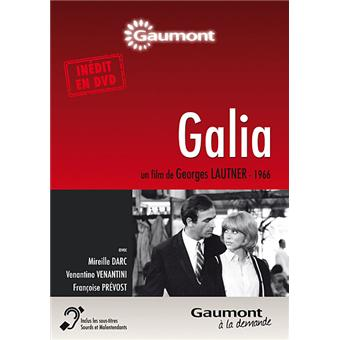 Galia DVD