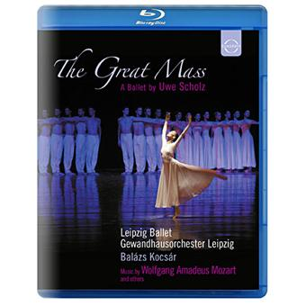 GREAT MASS/BLURAY