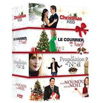 Film De Noel Dvd Coffret Noël 4 films DVD   John Stimpson, John Murlowski   DVD