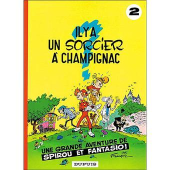 Spirou et FantasioIl y a un sorcier à Champignac