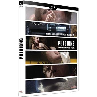 Pulsions - Blu-Ray