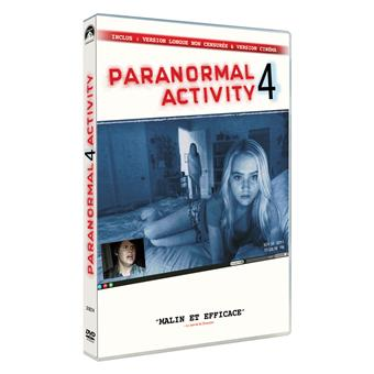 Paranormal activityParanormal Activity 4