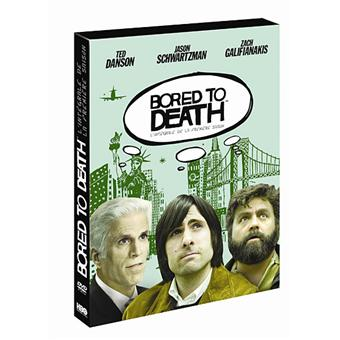 Bored to DeathBored to Death - Coffret intégral de la Saison 1
