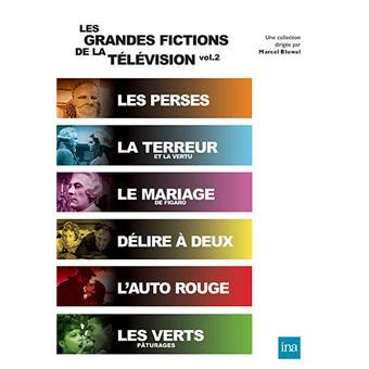 Les Grandes fictions de la Télévision française - Volume 2
