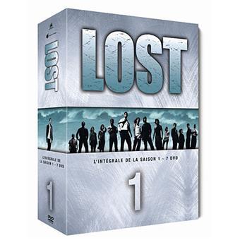 LostLost - Coffret intégral de la Saison 1